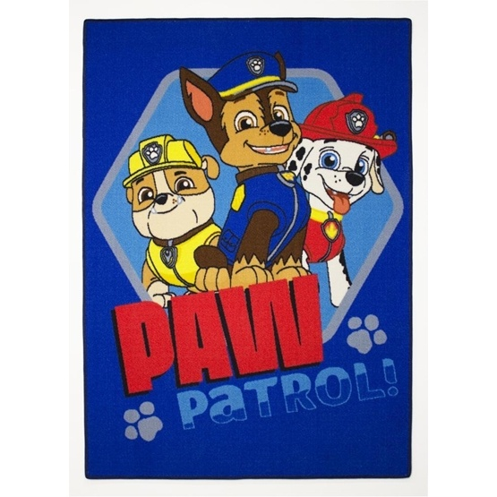 Disney - Barnmatta - Paw Patrol - 133 x 95 cm