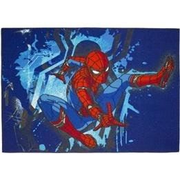 Disney - Barnmatta - Spiderman - Action - 133 x 95 cm