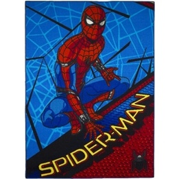 Disney - Barnmatta - Spiderman - 133 x 95 cm