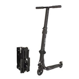 My Hood - Hopvikbar Sparkcykel - Tour - Svart