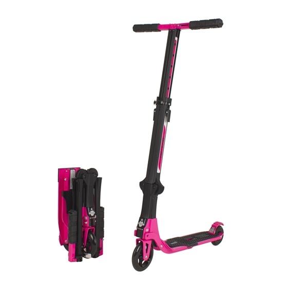 My Hood - Hopvikbar Sparkcykel - Tour - Rosa