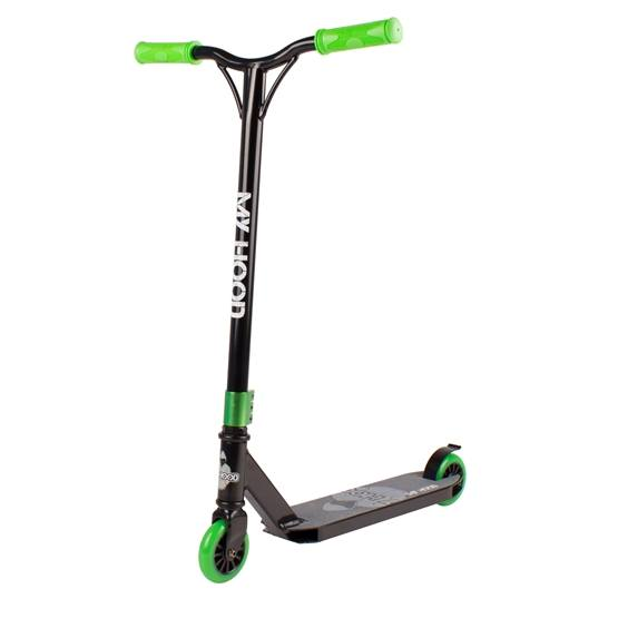 My Hood - Trick Scooter 7.0 - Svart/Lime