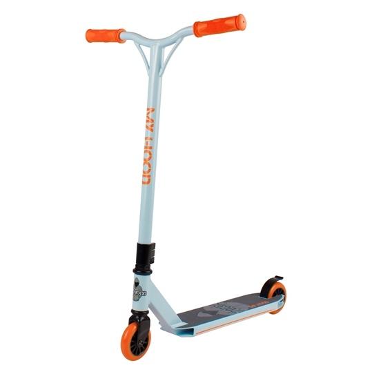 My Hood - Trick Scooter 7.0 - Ljusblå/Orange
