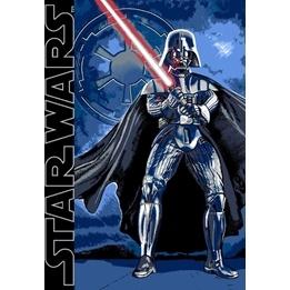 Disney - Barnmatta - Star Wars - 133 x 95 cm