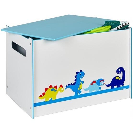 EuroToys - Leksakskista - Dinosaurier