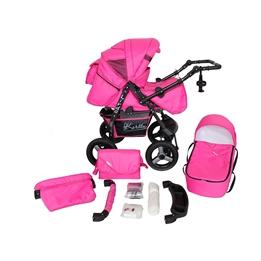 Barnvagn - Lirdo Kombi - Pink
