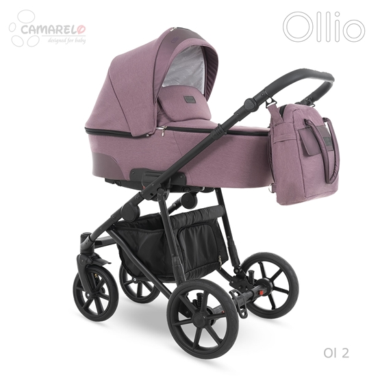 Barnvagn - Jet Ollio Barnvagn - Dusty Purple