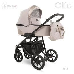 Barnvagn - Jet Ollio Barnvagn - Beige