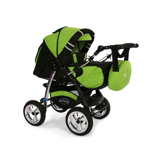 Baby Merc - Agat 2 Kombi 3 In 1 - grön