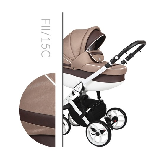 Baby Merc - Faster Style - 2 In 1 - Färg 15