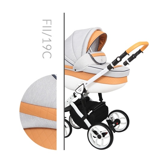 Baby Merc - Faster Style - 2 In 1 - Färg 19