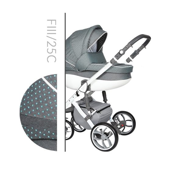 Baby Merc - Faster Style - 3 In 1 - Färg 25