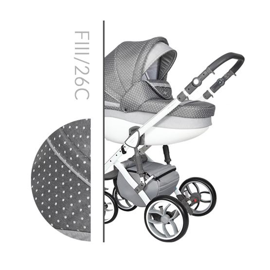 Baby Merc - Faster Style - 3 In 1 - Färg 26