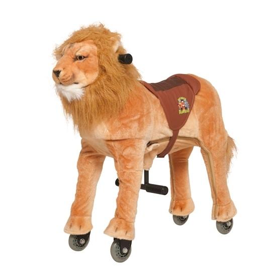 Animal Riding - Lion Shimba