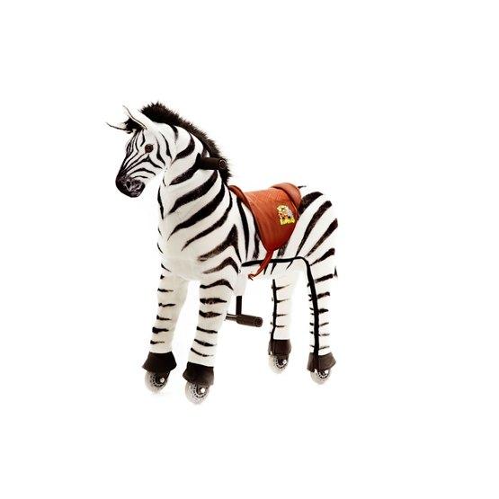Animal Riding - Zebra Large