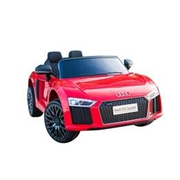 Elbil - AUDI R8 - Röd