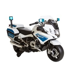 Elbil - Licensed BMW R1200 RT Police MC