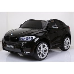 Elbil - Licensed BMW X6 - Svart
