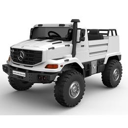 Elbil - Mercedes Zetros - Vit