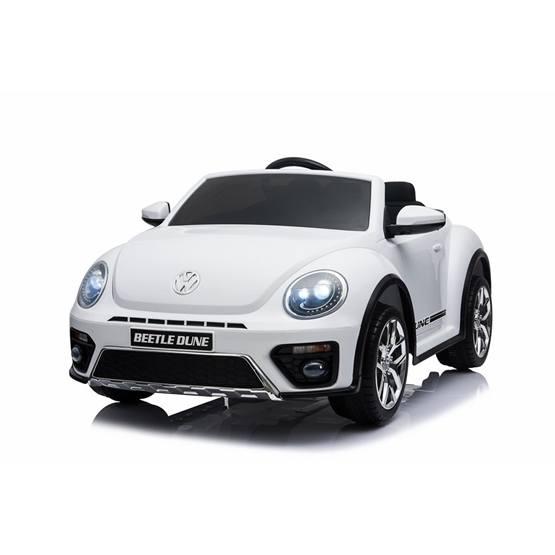 Azeno - Elbil - Licensed VW Beetle Dune - Vit