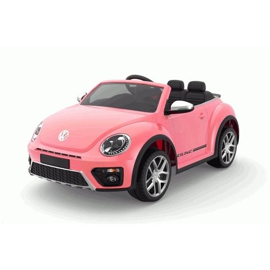 Azeno - Elbil - Licensed VW Beetle Dune - Rosa
