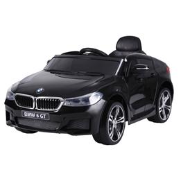 Elbil - BMW 6 GT - Svart