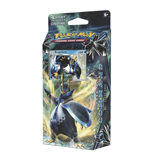 Pokémon - SM Ultra Prism - Theme Deck: Empleon