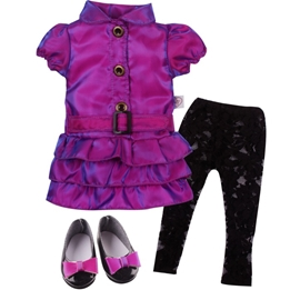 Design A Friend, Fashion Frill Outfit