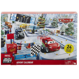 Disney Cars Adventskalender 2020