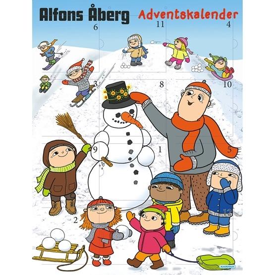 Alfons Åberg, Adventskalender 2018
