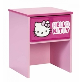 Worlds Apart - Sängbord - Hello Kitty