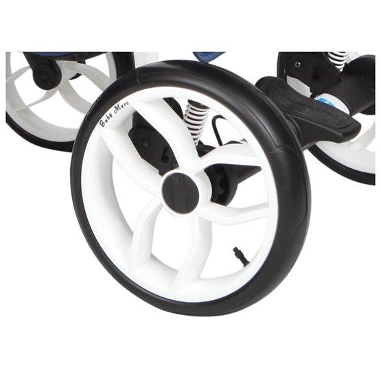 Reservdelar - Futuro Hjul | Zipy-Q Baby Merc