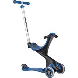 Globber - Evo Comfort Barn Sparkcykel - Navy Blue