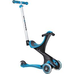 Globber - Evo Comfort Barn Sparkcykel - Sky Blue