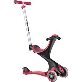 Globber - Evo Comfort Barn Sparkcykel - Röd