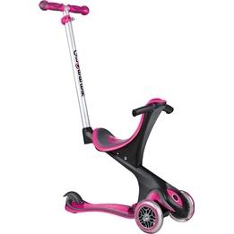 Globber - Evo Comfort Barn Sparkcykel - Rosa
