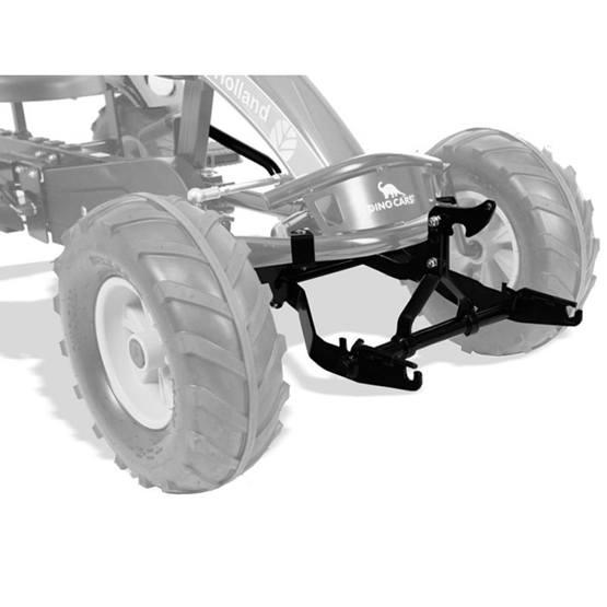 Fäste till plog eller skopa för tramptraktor - Dino Cars