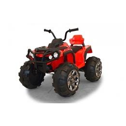 Jamara - Fyrhjuling Röd Protector Quad - 12 volt