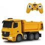 Jamara - Radiostyrd lastbil Dump Truck Mercedes Arocs 1:26