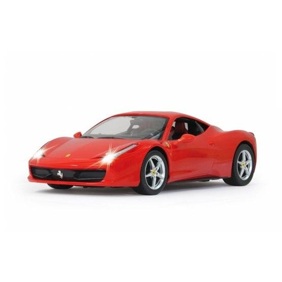 Rastar - Radiostyrd Bil Ferrari 458 Italia Rastar 1:14