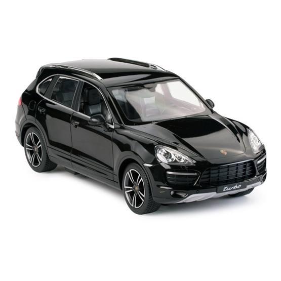 Jamara - Radiostyrd Bil Porsche Cayenne Turbo Rastar 1:14