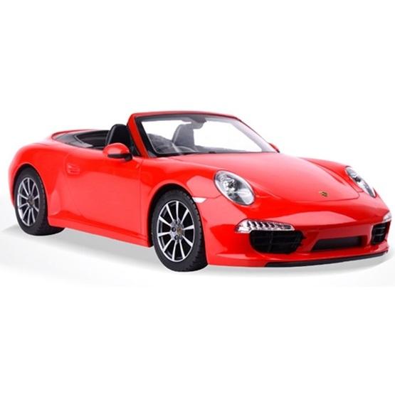 Jamara - Radiostyrd Bil Porsche 911 Carrera S Rastar 1:12