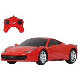 Rastar - Radiostyrd Bil Ferrari 458 Italia - Skala 1:24