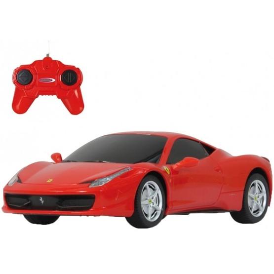 Rastar - Radiostyrd Bil Ferrari 458 Italia Rastar 1:24