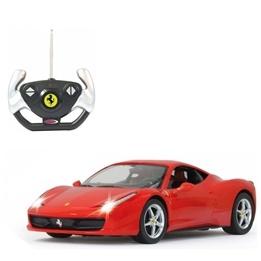 Rastar - Radiostyrd Bil Ferrari 458 Italia - Skala 1:14