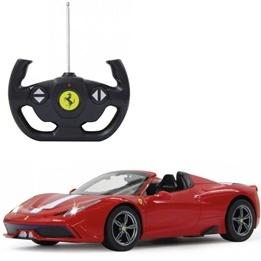 Rastar - Radiostyrd Bil Ferrari 458 Cabriolet Speciale A - Skala 1:14