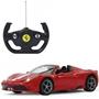 Rastar - Radiostyrd Bil Ferrari 458 Cabriolet Speciale A Rastar 1:14