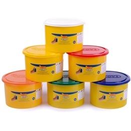 Jovi - Leklera Soft Dough Blandiver - 6 x 460 Gram