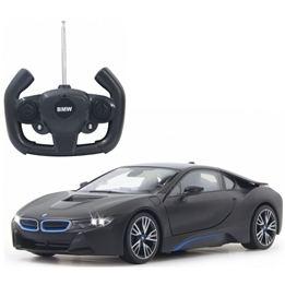 Rastar - Radiostyrd Bil BMW I8 - Skala 1:14
