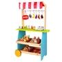 Tooky Toy - Marknadsstånd Leksak I Trä För Att Leka Affär Tooky Toy